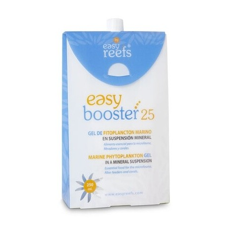 Easy Booster 25 Gel de fitoplancton de Easy Reefs